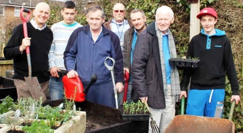Nantwich Greenspaces CIC takes over Community Bungalow project