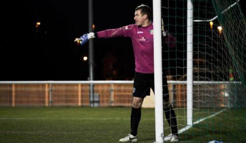 Jon Brain, Nantwich Town keeper
