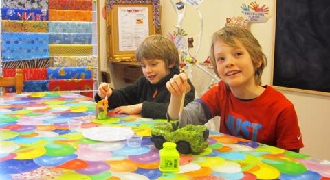 New St Luke's Hospice Nantwich shop to stage kids parties