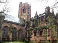 Flower Festival returns to St Mary's Church, Nantwich