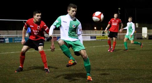 Nantwich Town stumble to 1-0 home defeat to Chorley FC