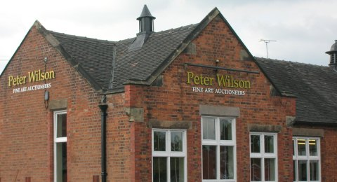 Peter Wilson auctioneers, Nantwich