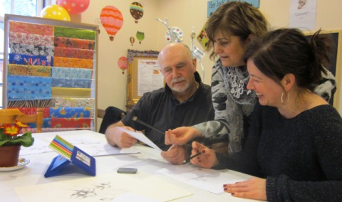 New adult art classes launched by Nantwich charity shop