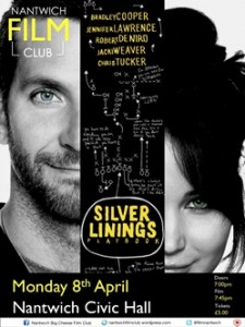 SILVER LINING PLAYBOOK POSTER