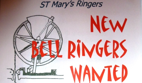 St Mary's Church in Wistaston issues bell ringers plea