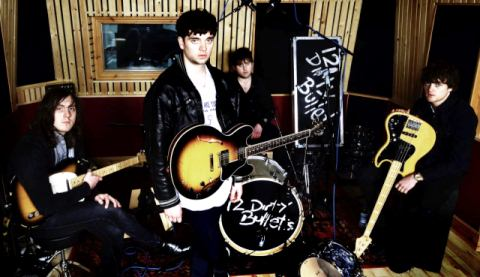 Preview: Indie band Dirty Bullets at The Box in Crewe
