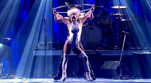 "Nantwich Olympic star Beth Tweddle wins ""Dancing On Ice"" final"
