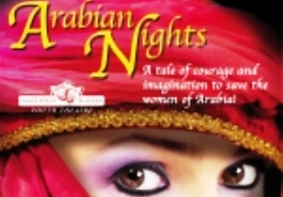 "Review: ""Arabian Nights"" by Nantwich Players Youth Theatre"