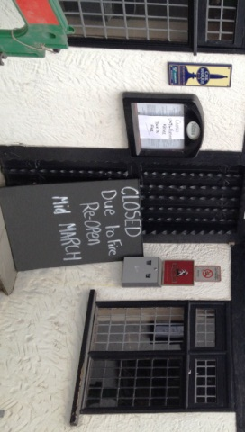 Nantwich landlords reveal holiday horror after Red Cow pub blaze