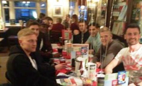 Nantwich pub's Crewe Alex quiz night raises £540