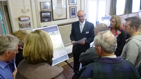 Wistaston villagers speak out at Gladman 330-house plan exhibition