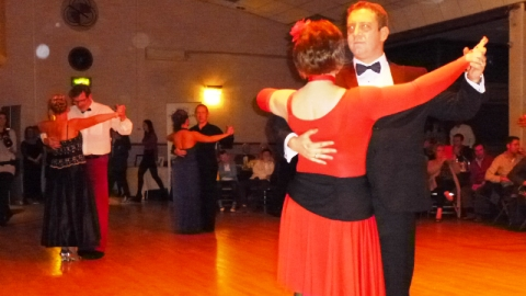 "Nantwich ""Strictly Learn to Dance"" raises £15k for St Luke's Hospice"
