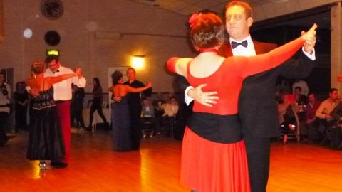 "Nantwich ""Strictly Learn to Dance"" raises £15k for St Luke's Hospice"
