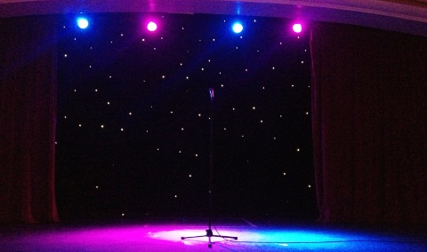 Promoters - Nantwich Civic comedy night