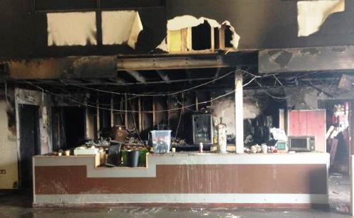 Drinks cooler sparked devastating Playworld fire near Nantwich