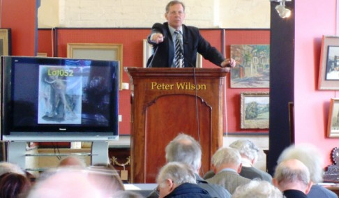 Nantwich auctioneer part of ground-breaking China sale event