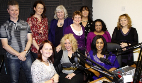 Health and wellbeing centre launches Celestial Radio in Nantwich