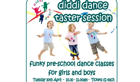 Diddi Dance taster class to run at Nantwich Library