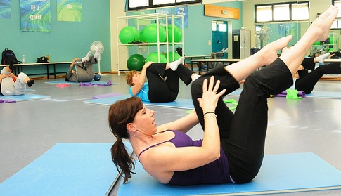 pilates class (pic by heraldpost)