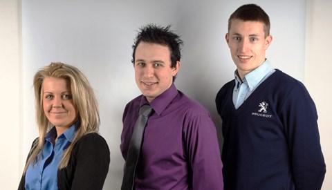 Crewe & Nantwich car dealer launches apprentice hunt