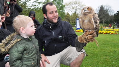 Reaseheath College Family Festival attracts 7,000 to Nantwich