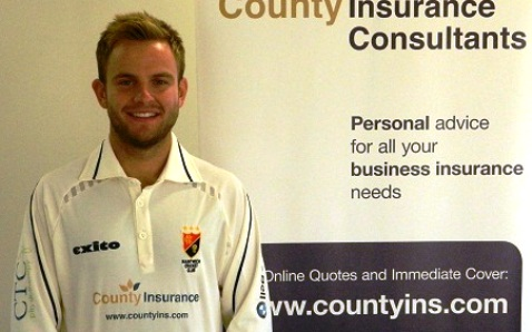 Nantwich CC lose at Didsbury – but gain new sponsors