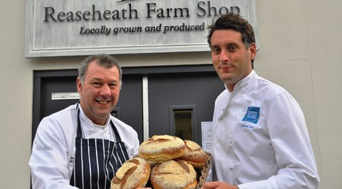 New local produce shop opens at Reaseheath College in Nantwich