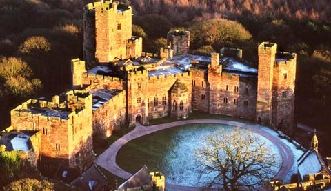 Peckforton Castle in hunt for Cheshire Business Awards prize