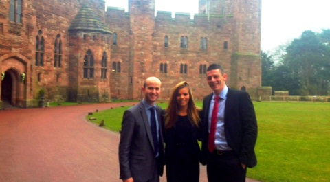 Peckforton Castle team to tackle Manchester 10k for Christie's
