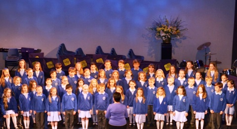 Stapeley Broad Lane choir triumph in Cheshire East competition