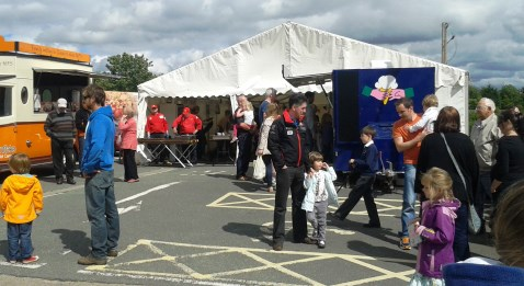 Cheerbrook Big Taste event in Nantwich shines for the crowds