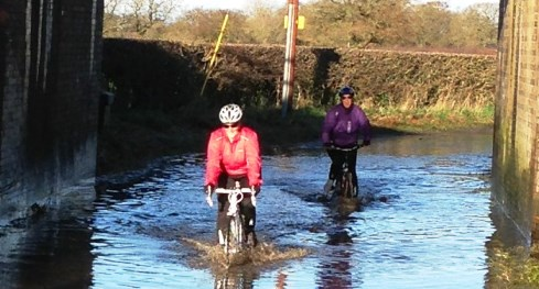 Nantwich saleswoman faces 300-mile London to Paris charity ride