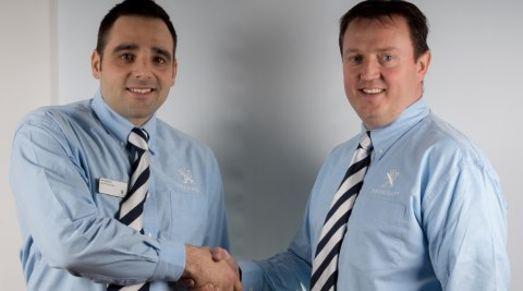 Crewe & Nantwich Peugeot dealers appoint new manager