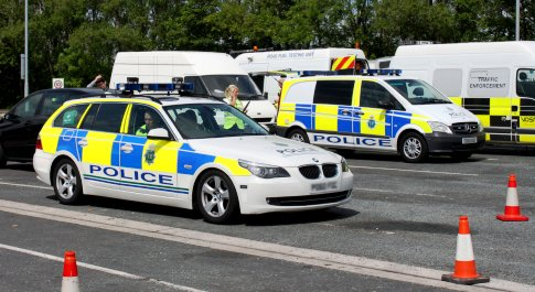 M6 motorway drivers in Cheshire targeted in police operation
