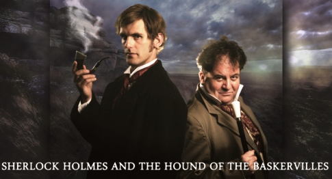 Sherlock Holmes comes to Nantwich for open-air theatre night