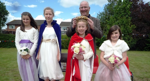 Families enjoy annual Wistaston Village Fete