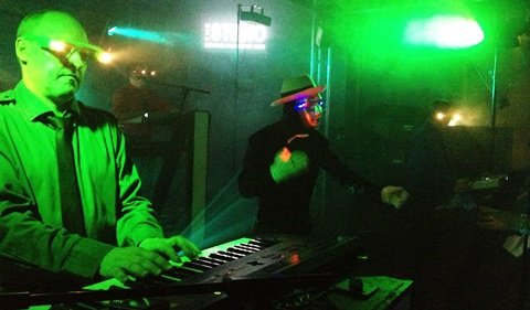 "Review: ""Electro 80s"" play The Studio nightclub, Nantwich"
