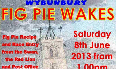 Wybunbury gears up for annual Fig Pie Wakes event