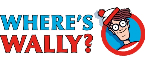 Famed children's book character Where's Wally? is back in Nantwich