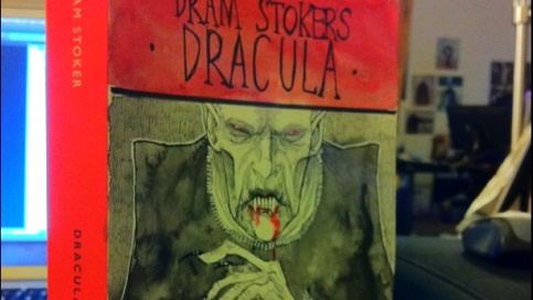 Book Review: Nantwich Bookworms study Bram Stoker's Dracula
