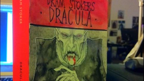 Book Review: Nantwich Bookworms study Bram Stoker's Dracula