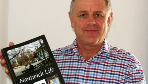 "New ""Nantwich Life II"" book to be unveiled in town bookshop"