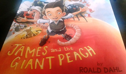 """Review: """"James and the Giant Peach"""" at Crewe Lyceum"""