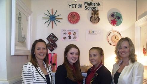 Malbank School pupils clock up YET success in Nantwich