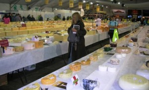 Nantwich Show 2013 - cheese awards