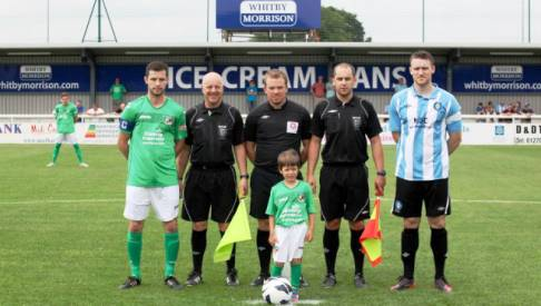 Pre-season report: Nantwich Town 1 Stockport County 0