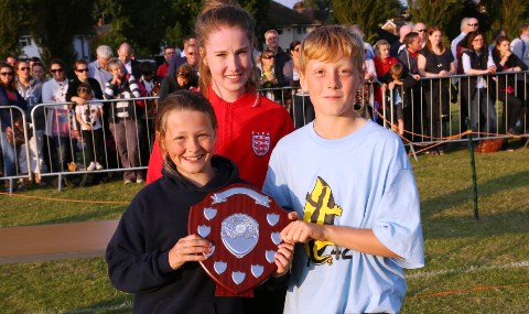 Nantwich primary headteacher hails Town Sports success