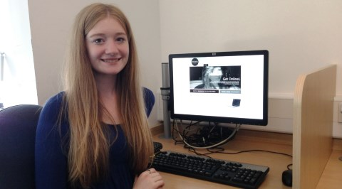 Brine Leas student, 17, expands her Nantwich web business