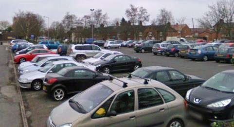 Free parking in Nantwich for Christmas weekend shoppers
