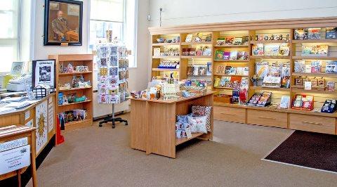 Nantwich Museum trustees unveil new-look Pillory Street shop